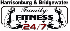 Harrisonburg & Bridgewater Family Fitness 24/7 Gym Near Me